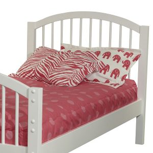 pink pink bunk bed hugger