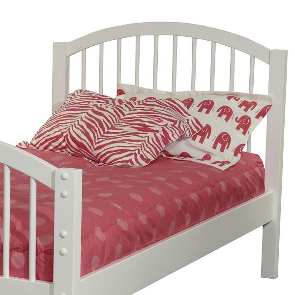 Oxygen Pink Pink Bunk Bed Hugger Fitted Comforter