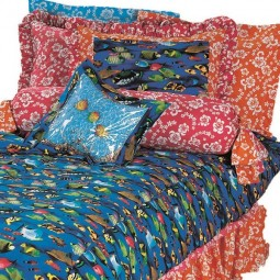 Paradise Bedding for Bunk Beds