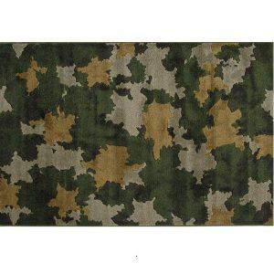 Camouflage Rug
