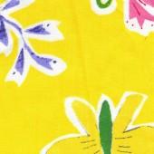 flutter yellow fabric 600