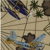 Flying Tigers Khaki Airplanes