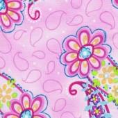 go girl paisley fabric 600