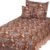 platform bed bedding sets