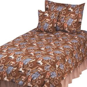 platform bed bedding sets
