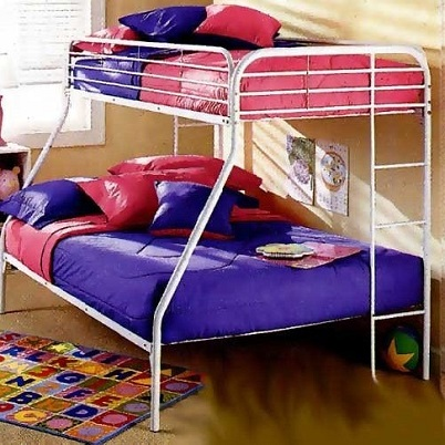 cotton solid color bunk bed cap comforter