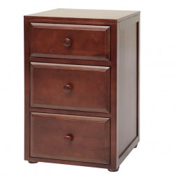 Three Half Drawer Dresser