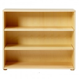 Three Shelf Book Case