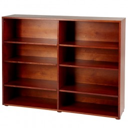 Eight Shelf Book Case