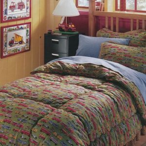 bunk bed coverlets