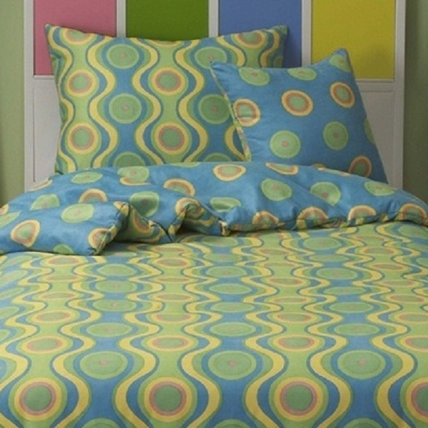 Contemporary Comforter Sets - Whimsy Bed Cap Set