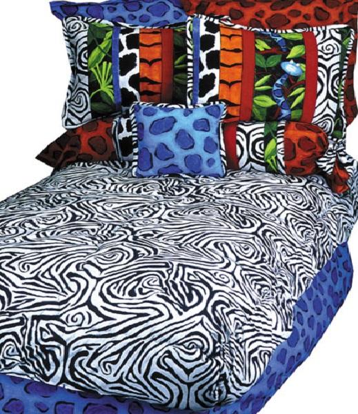 Jungle Bunk Bed Hugger Fitted Comforter
