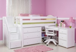 Space Saving Bunk Beds – Need More Bedroom Space – Think Up!