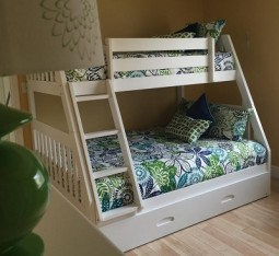 bunk bed cap comforter