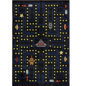 video game rug