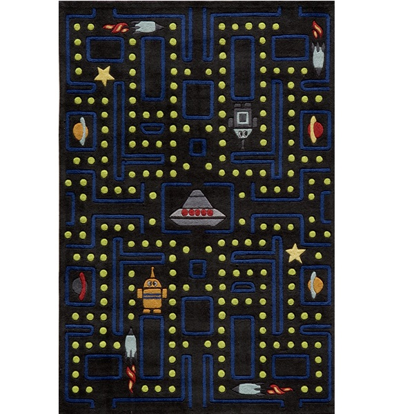 video game bit linkrug rug crocheted rugs