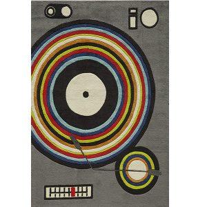 turntable rug