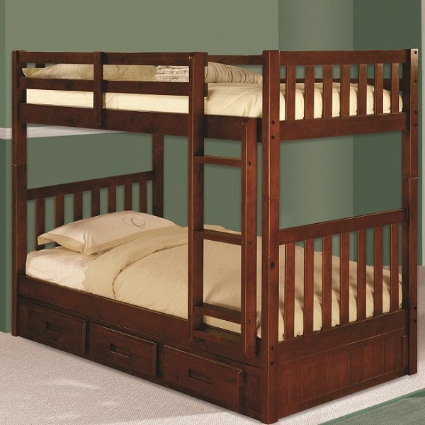 Twin Over Bunk Beds