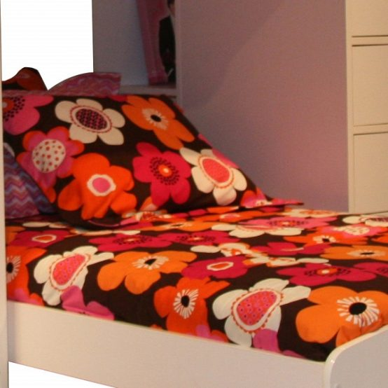 poppy bunk bed hugger