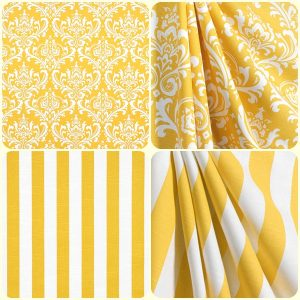 corn yellow slub collection