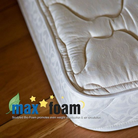 MaxFoam Mattress