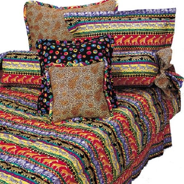 Serengeti Bunk Bed Hugger Fitted Comforter
