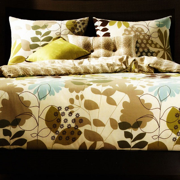 Country Bedding English Garden Fitted Comforter Set