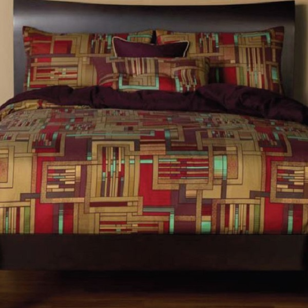 Craftsman Bedding - Mission Statement Cap Comforter Set