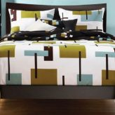 block print bedding