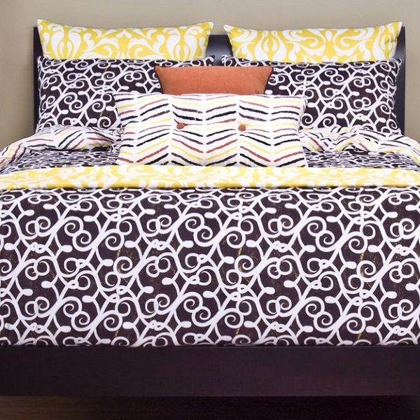 Scroll Bedding Sabine Fitted Bunk Bed Cap Comforter Set