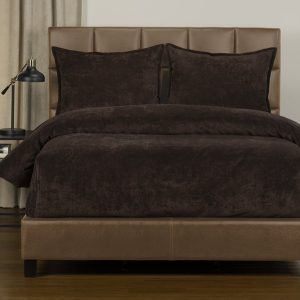 Padma Coffee Bean Bed Cap Comforter Set
