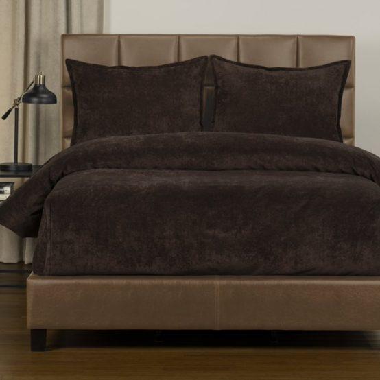 Padma Coffee Bean Bed Cap Comforter Set