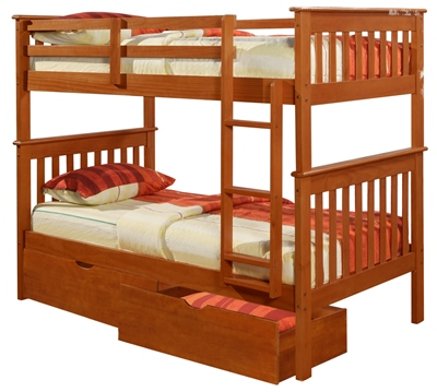 Best Wood To Make Bunk Beds