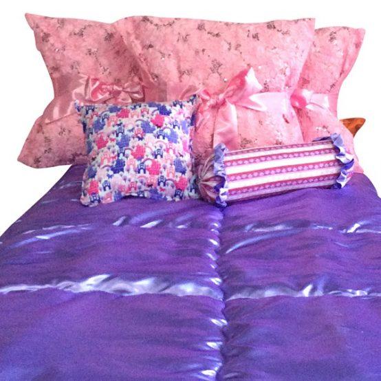 Princess Castle Bunk Bed Hugger