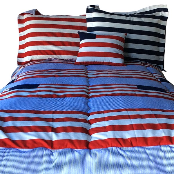 Freedom Bunk Bed Hugger American Flag Bedding