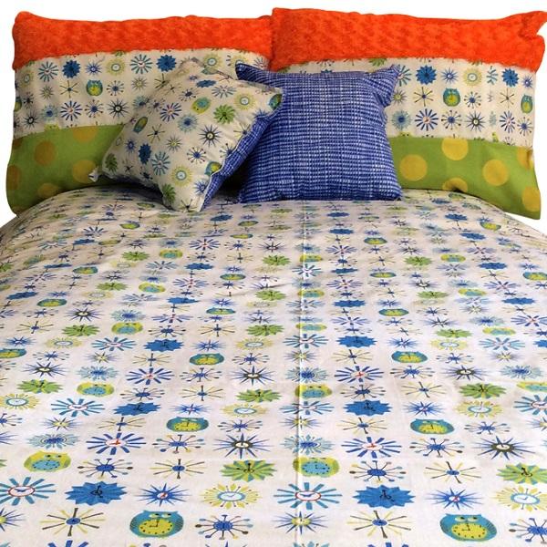 Owl Bunk Bed Hugger Comforter Bunk Beds Bunker
