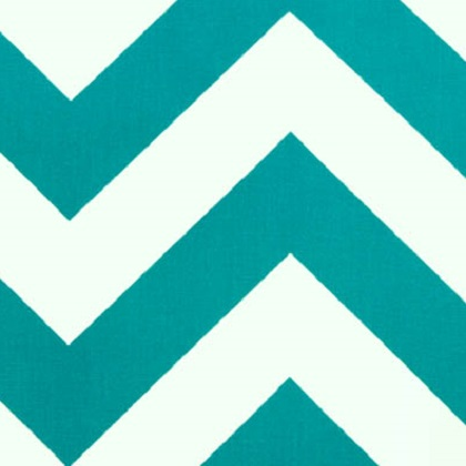 True Turquoise Collection Of Fabrics For Custom Bedding