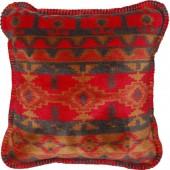 Earth Spirit Micro Plush Decorative Pillow