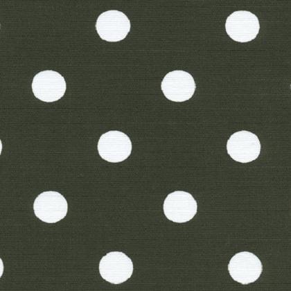 Black White Twill Polka Dot Fabric For Custom Bedding
