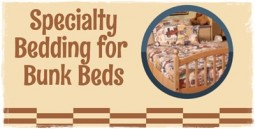 Specialty Bedding For Bunk Beds