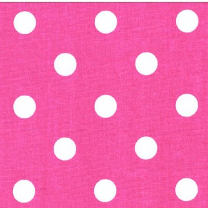 Candy Pink White Collection Of Fabrics For Custom Bedding