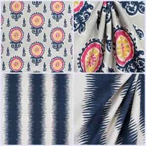 nina birch collection of bunk hugger fabrics