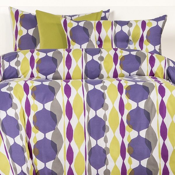 Bauble Bedding Be Jeweled Bed Cap Comforter Set with Sham and Two Toss Pillows
