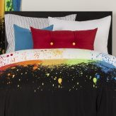 Cosmic Bedding Cosmic Burst Bed Cap Comforter Set with Sham & Two Toss Pillows