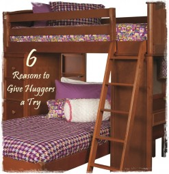 Six Reasons Why You Should Try Bunk Bed Hugger Comforters