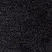 Black MicroPlush Fabric