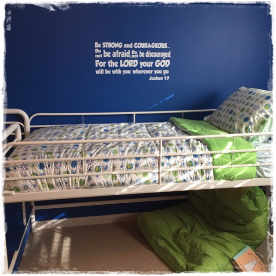 Owl of a Time Bunk Bed Hugger