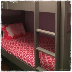 Gotcha Candy Pink Bunk Bed Hugger