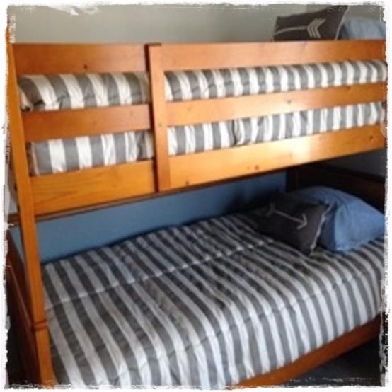 Shade Bunk Bed Hugger