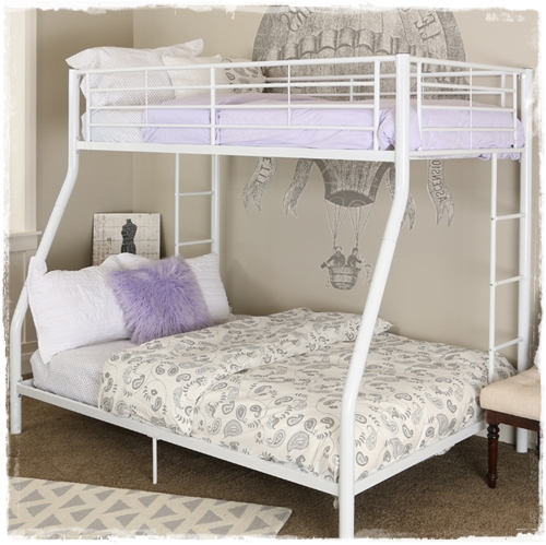 sturdy bunk beds metal